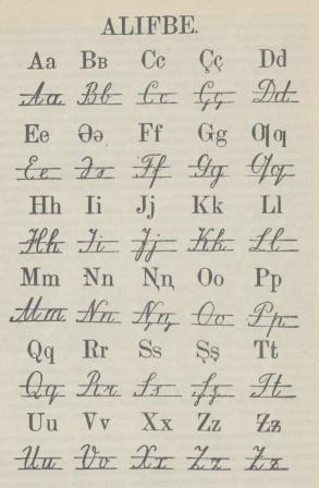 Узбекский язык кириллица или