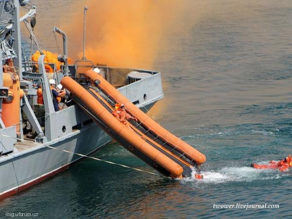 Спасательные средства черноморского